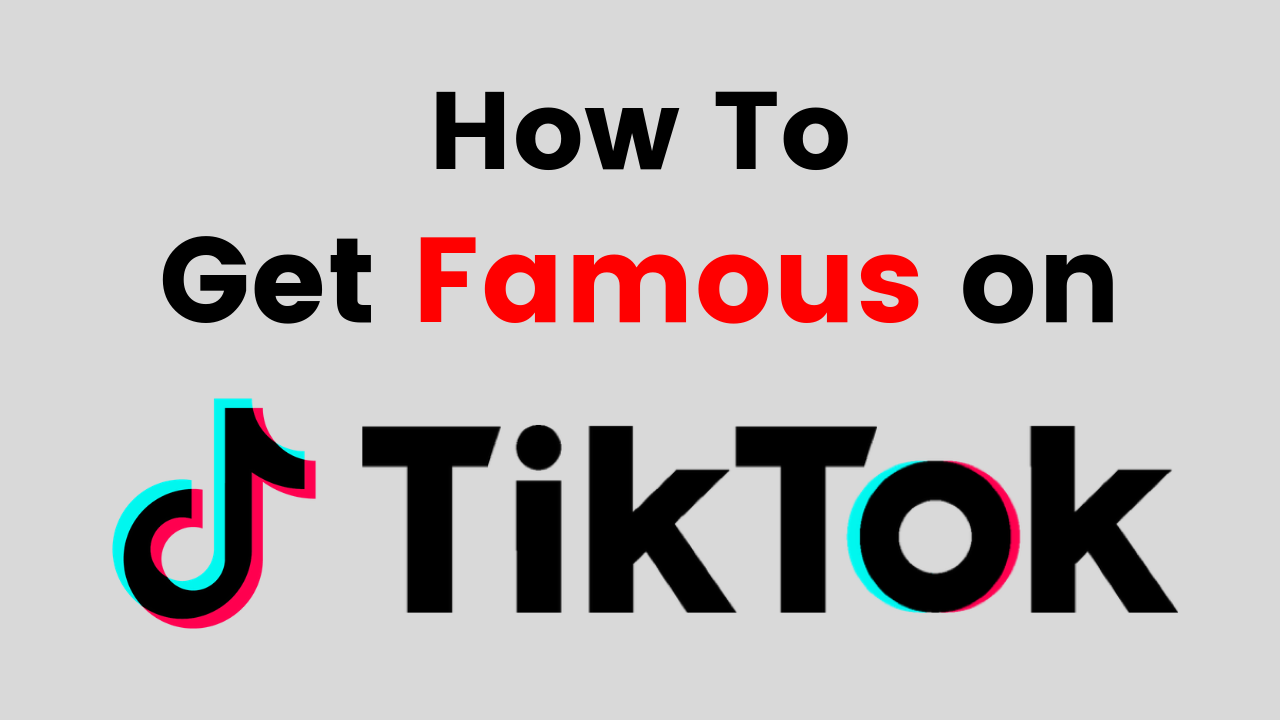 How To Get Famous On Tiktok Fast 2019 Indiana Beats