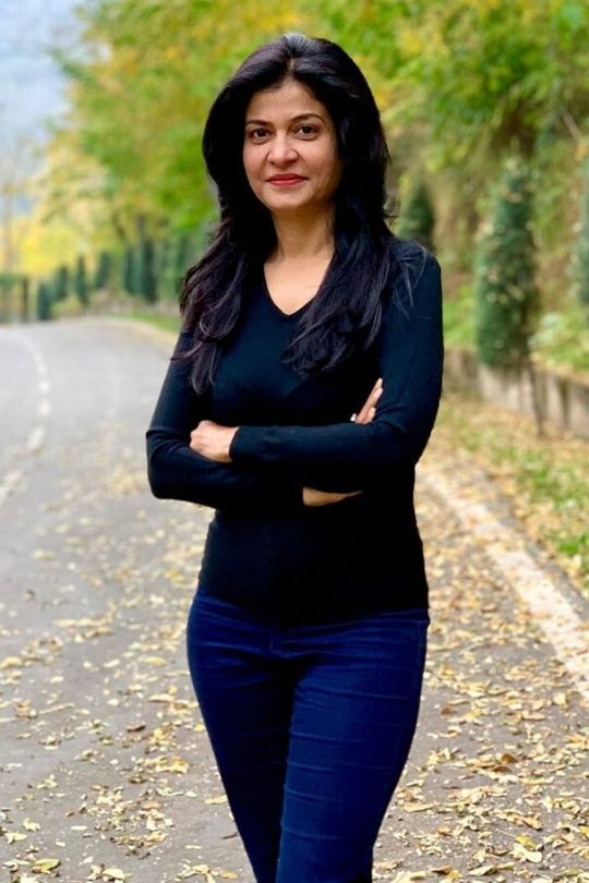 Anjana Om Kashyap Photo