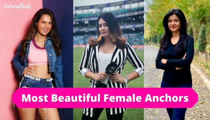 Female Anchors, Top 10 Most Beautiful Female Anchors in India, Most Beautiful Female Anchors in India