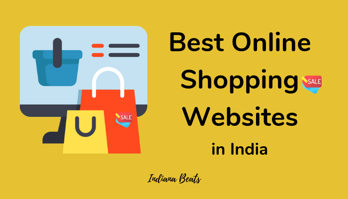 Online Shopping Websites, Top 10 Best Online Shopping Websites in India