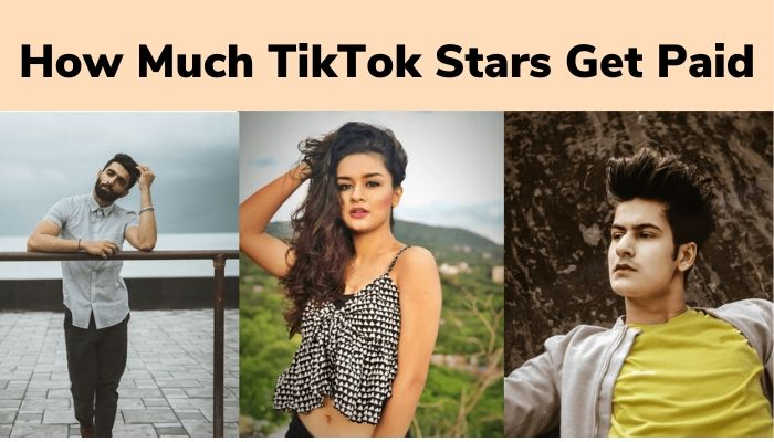 How Much do TikTok Stars Get Paid in India