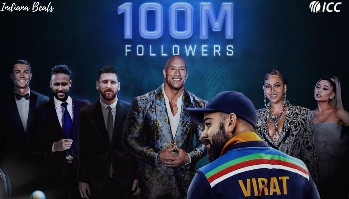 Virat Kohli became First Indian to reach 100 million followers on Instagram