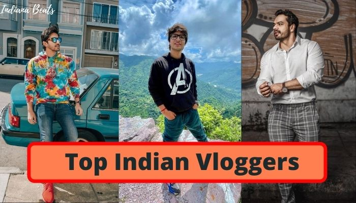 Top Indian Vloggers on Youtube